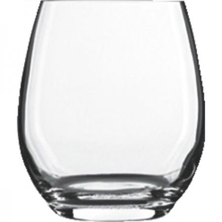 Luigi Bormioli - Palace - 6 Stk. Vandglas Krystalglas - 40 Cl