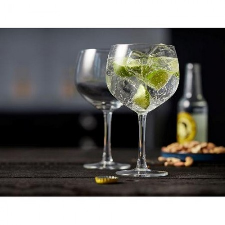 Lyngby Glas Juvel Gin & Tonic 65 Cl. 4 Stk.