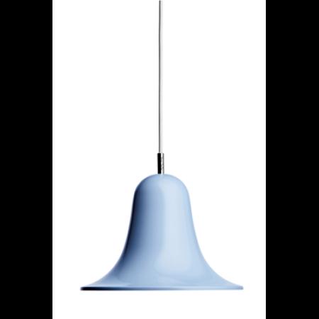 pantop pendel lys blå