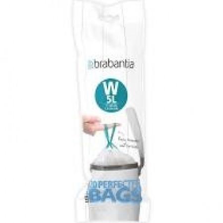 Brabantia - affaldsposer størrelse W    5 liter