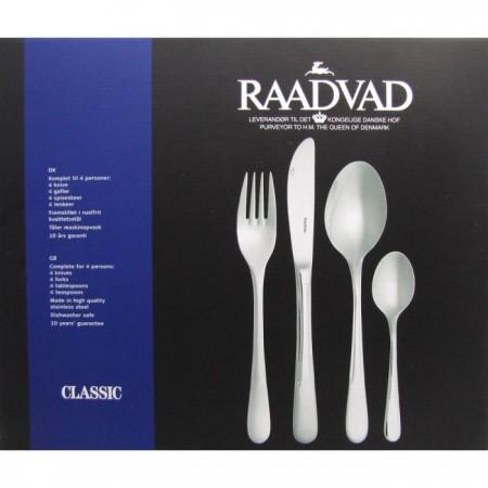 Raadvad - Classic bestiksæt