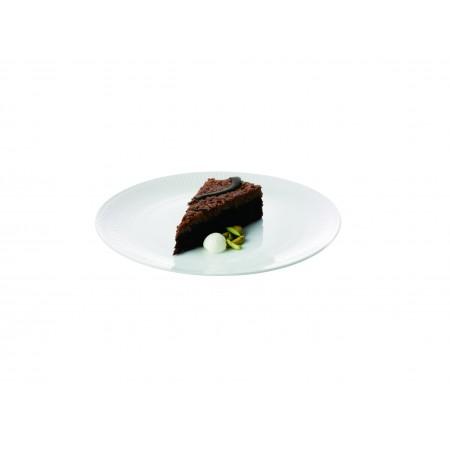 Aida Stel Relief Dessert / Kagetallerken 4 Stk