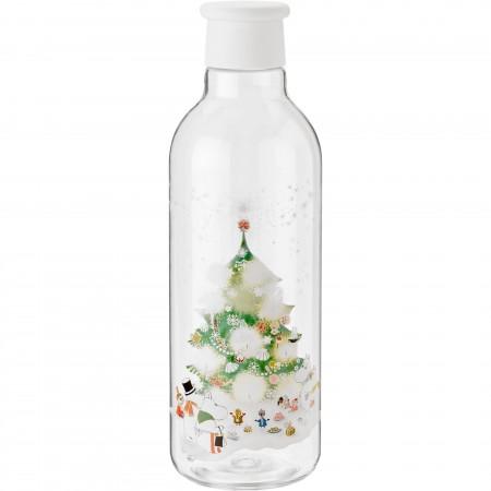 Stelton - Mumi Vandflaske 0,75 L - Hvid