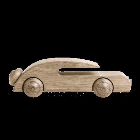 Kay Bojesen - Automobil Stor - Ubehandlet Eg 27 Cm.