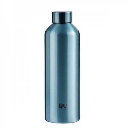 Aida - RAW Aluflaske 0,75 L - Blå