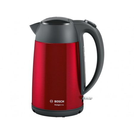 Bosch - Elkedel 1,7L - Rød