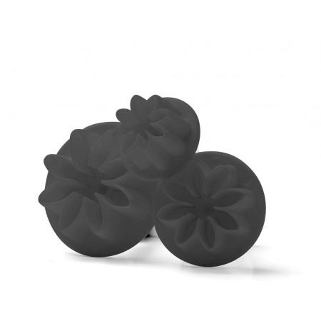 Blomsterberg - Udstikkersæt blomst - 3 dele