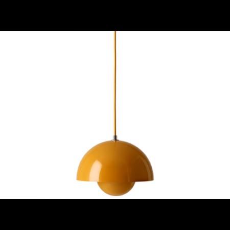 flowerpot pendel gul