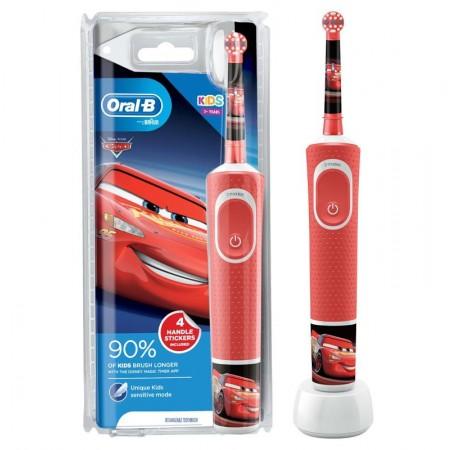 Braun - Oral-B Cars - Eltandbørste.