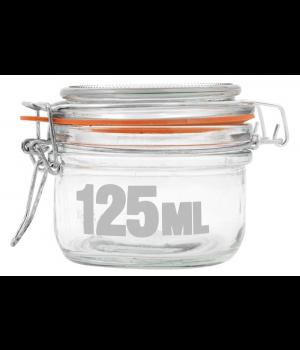 DAY - Sylteglas Med Tekst  0,125 Liter.