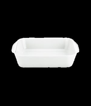 Pillivuyt - Kvadratisk Fad 17 x 17 Cm - Hvid