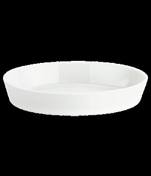 Pillivuyt - Ovalt Fad 31 x 23 Cm - Hvid