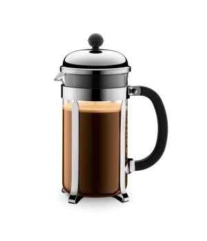 Bodum - CHAMBORD® Kaffebrygger Forkromet - 8 kop, 1.0 l
