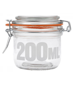 DAY - Sylteglas Med Tekst 0,200 Liter.
