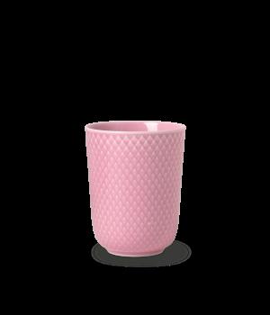 Lyngby - Rhombe Color Krus 33 Cl - Rosa