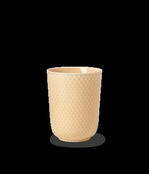 Lyngby - Rhombe Color Krus 33 Cl - Sand