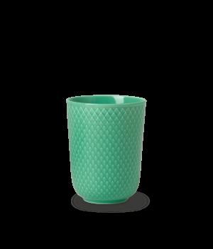 Lyngby - Rhombe Color Krus 33 Cl - Grøn
