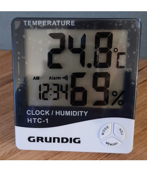 Grundig - Inde termometer, digitalt