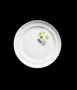 rand Cru Soft stor Frokost tallerken 4 Stk. 23 cm