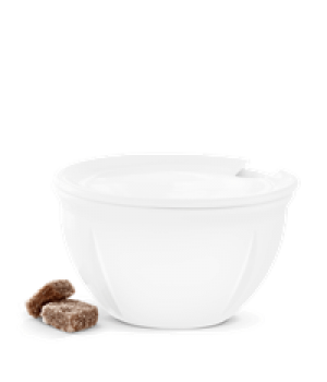 Rosendahl Grand Cru Soft sukkerskål m. låg