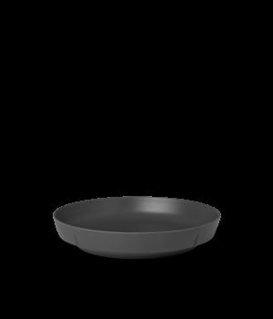 Rosendahl - Grand Cru Melamin Tallerken Ø21,5 cm - Varm Grå 2 stk.