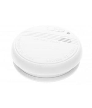 Røgalarm Incl. Batteri - Hvid