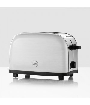 OBH - Toaster 2-Skiver - Manhattan Stål