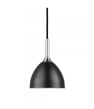 Halo Design - Bellevue Pendel - Ø 24 Cm. Sort/Krom