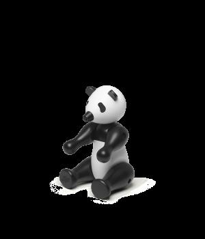 Kay Bojesen - Pandabjørn WWF Lille - Højde: 15 Cm.