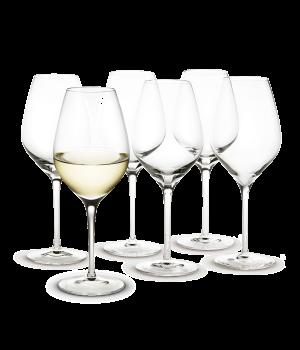 Holmegaard - Cabernet Hvidvinsglas 36 Cl - 6 Stk