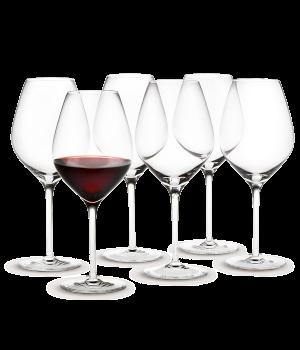 Holmegaard - Cabernet Bourgogneglas 69 Cl - 6 Stk