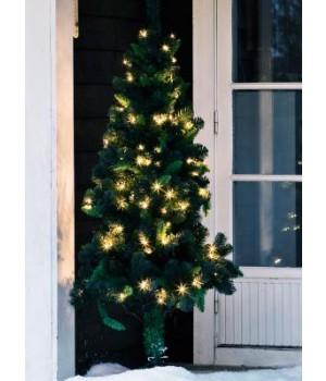 Sirius - Juletræ Med 220 LED Lys - Højde: 180 Cm.