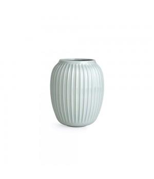 Kähler - Hammershøi Vase - Mintgrøn Højde: 20 Cm.