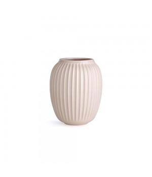 Kähler - Hammershøi Vase 20 Cm - Rosa