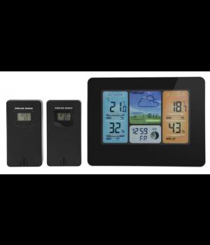 Trådløs vejrstation m/WIFI & APP
