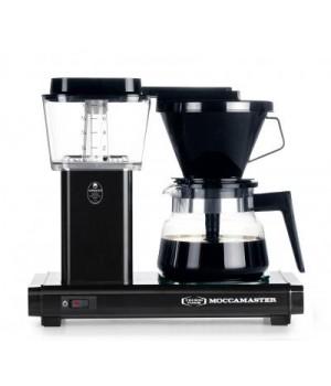 Moccamaster Kaffemaskine 8 Kopper - Sort