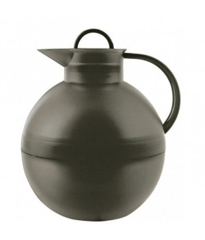 4002458068072-Alfi Kugle Termokande 0,94 Liter Grå/Anthracite Design: Ole Palsby