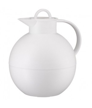 4002458457326-Alfi Kugle Termokande 0,94 Liter Hvid Design: Ole Palsby