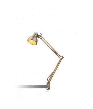 Nordic Living - Archi T1 junior bordlampe messing