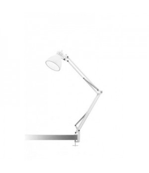 Nordic Living - Archi T1 junior bordlampe mat hvid