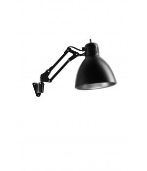 Nordic Living - Archi W1 væglampe mat sort