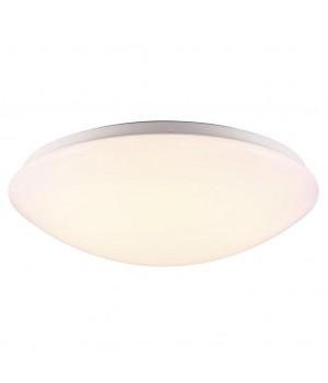 Nordlux - Ask Plafond Ø 36 Cm. - Plast & LED