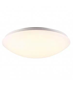 Nordlux - Ask Plafond Ø 41 Cm. - Plast & LED