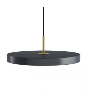 Umage - Asteria pendel LED Ø43 cm antrasit
