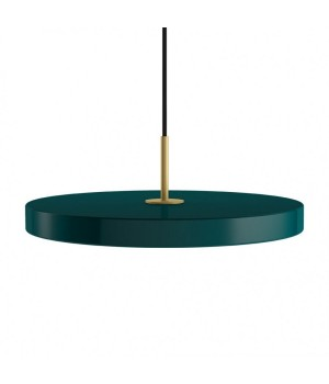 Umage - Asteria pendel LED Ø43 cm grøn