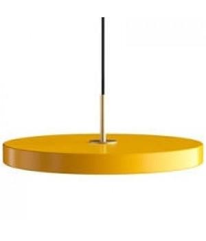 Umage - Asteria pendel LED Ø43 cm safran gul