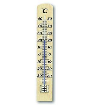 Rosenborg - Termometer I Bøg - 18 x 3 Cm