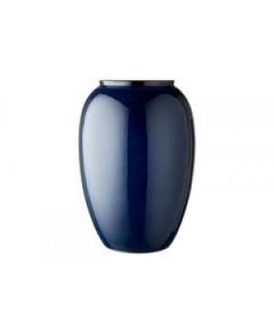 Bitz - Vase 50 cm blå