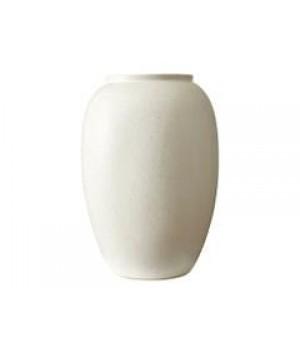 Bitz - Vase 50 cm mat creme