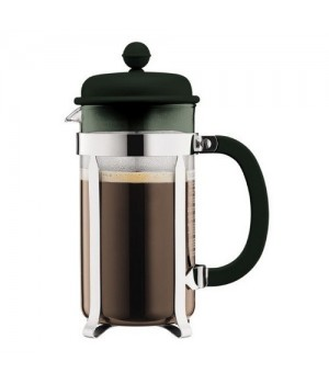 Bodum Caffettiera French Press - Til 8 Kopper - Sort